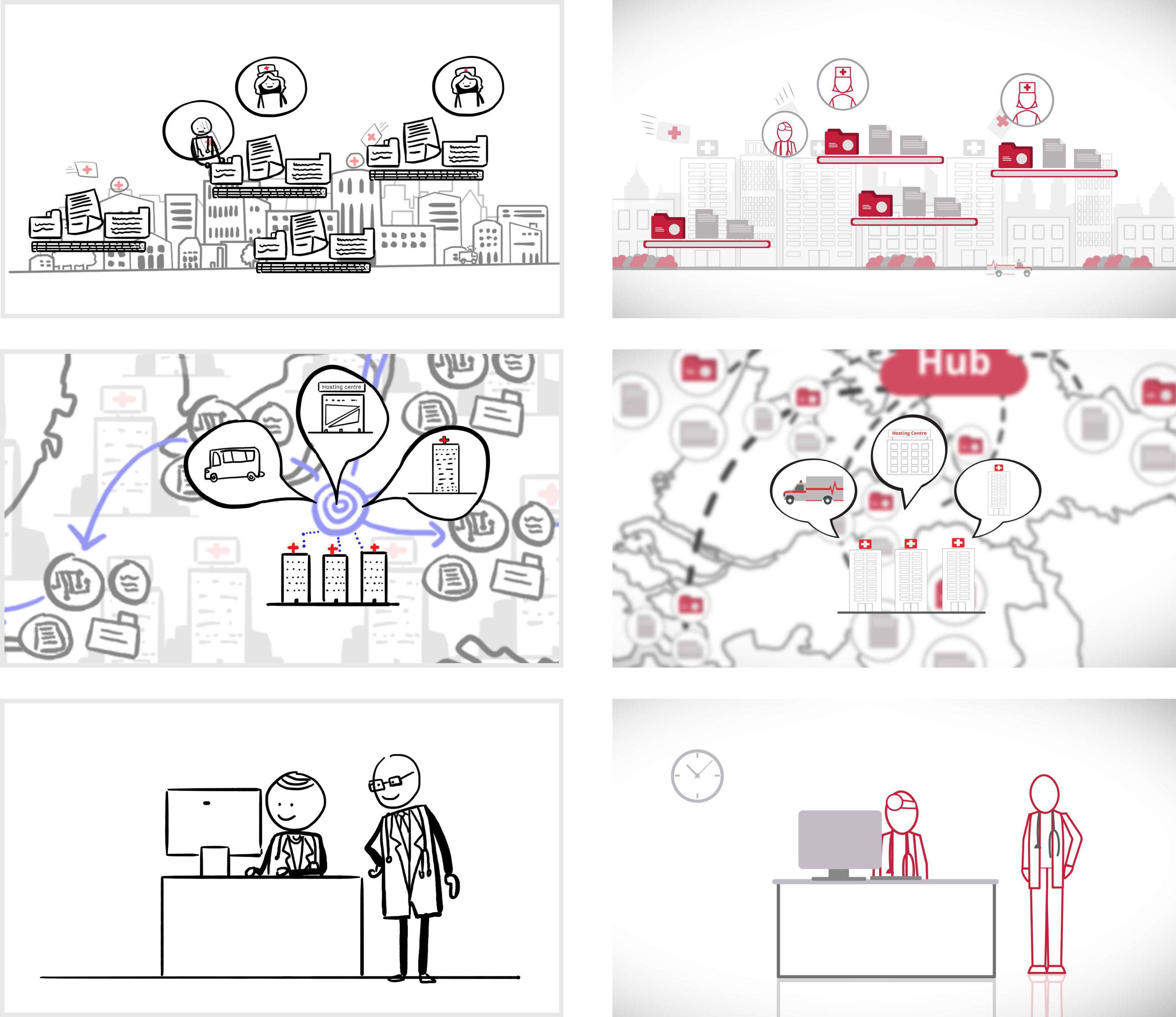 Animatie video over xdsConnect